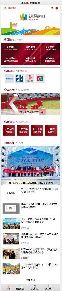 北京北奥集团有限责任公司